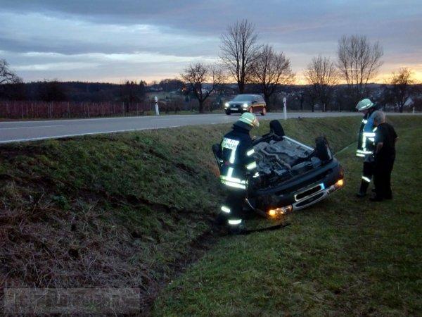 Hilfeleistung vom 15.01.2011  |  (C) Feuerwehr Muehlhausen (2011)