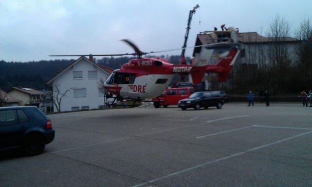 Hilfeleistung vom 22.02.2013  |  (C) Feuerwehr Muehlhausen (2013)