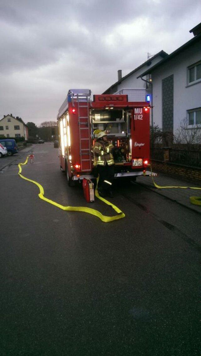 Brandeinsatz vom 22.02.2014  |  (C) Feuerwehr Muehlhausen (2014)