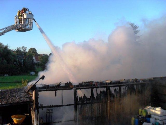 Brandeinsatz vom 10.07.2016  |  (C) Feuerwehr Muehlhausen (2016)
