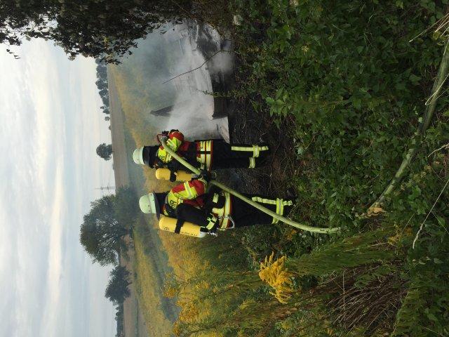 Brandeinsatz vom 12.09.2015  |  (C) Feuerwehr Muehlhausen (2015)